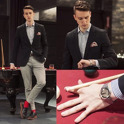 Marcel Floruss - Gucci Watch - Time to Grow Up