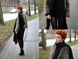 Wendy L -  - Faux Fur