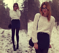 Justyna Ż. - H&M Sweater - Winter Wonderland
