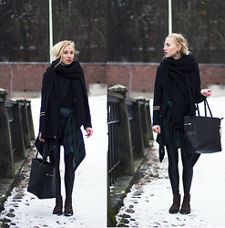 Christa Könönen - H&M Bag - The Last Day Of 2013