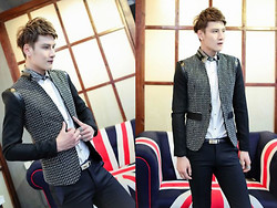 Charles Grey - Wholesale7 Fashion Suit - Fashion suit