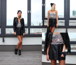 Lotta-Liina Love -  - Sequins&&leather