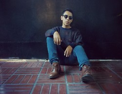 Jose Valencia - Givenchy Sweater, Cheap Monday Jeans, Diesel Leather Boots - If we were free
