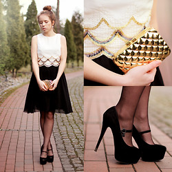 Wioletta Mary Kate - Little Mistress Dress, Choies Clutch - NEW YEAR'S EVE OUTFIT II