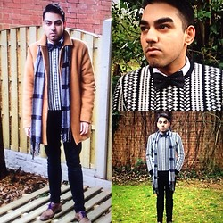 Umar Iqbal -  - New Year Chic!