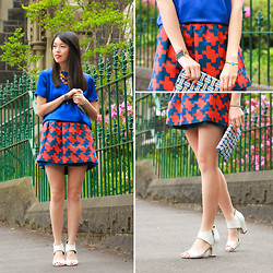 Connie Cao - Rmk Shoes - Tory