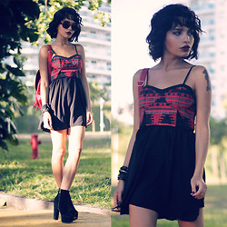 Alana Ruas - Sheinside Dress - Cults – High Road