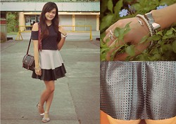 Danica Salazar - Greenhills Skater Skirt - Change your life