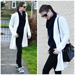 Lucy M -  - OOTD: Winter Colours