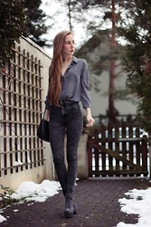 Fanni ♥ - Vero Moda Blouse, O2 Denim Jeans - Come On