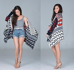 Kryz Uy - Sheinside Cape - Cooler Days