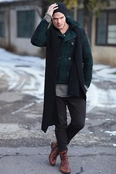 Reider Robert -  - Smart winter look