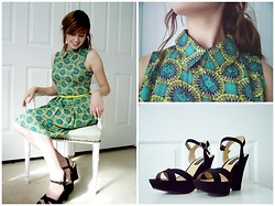 Little Skelter -  - As the Patterns on my Dress