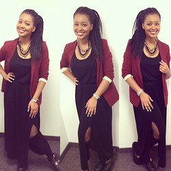 Khanyi L Ndlovu -  - Blazered Up