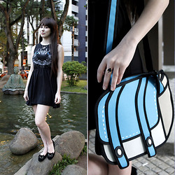 Vanessa Schmeling - Look Chic Store Dress Cat, Look Chic Store Sneaker Cat, Look Chic Store Bag 3d - Across the universe