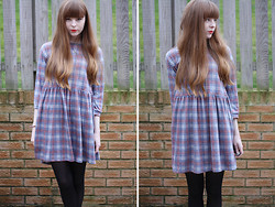 Rebekah D - Topshop Dress - Smock.