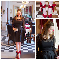 Ruby Girl -  - Ensemble De Noir