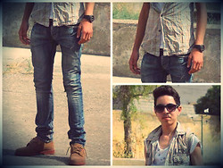 Youness Bouardi - Nudie Jeans - My First Look *_* !