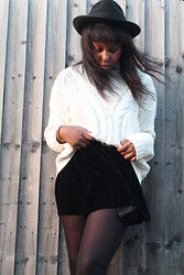 Mwandu S - Monki Jumper, Ark Skirt - We could be Home By Now
