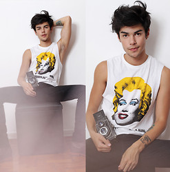 Vini Uehara - Conto Do Vigário T Shirt - Diamonds