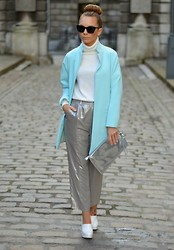 Carla Webster -  - London Fashion Week day 3