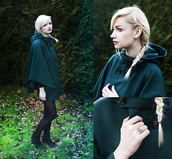 Angéline - Sessùn Coat, Ring From Norway <3 - Maybe I'll go