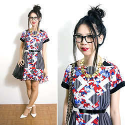 Cindy Chi - Target Peter Pilotto X - He's a Keeper