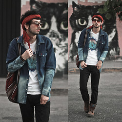 Bobby Raffin - Outfit Links On My Blog - Land of the Cats