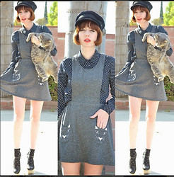 Amy Roiland - A Fashion Nerd My +Blog - CAT FEVER