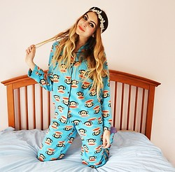 Lainey G - Paul Frank Pajamas - One Little Monkey