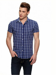 Eric M - Ralph Lauren Checked Button Up - Spring Fever Shirt