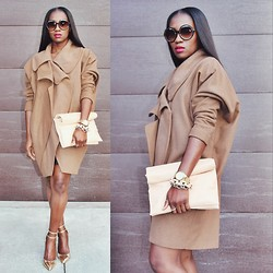 Ranti Onayemi -  - Thrifted Coat