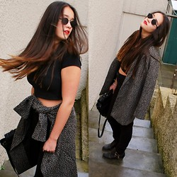 Morgane Phan - H&M, Pull & Bear And, H&M Hight Waisted, Camaïeu, Asos, Vintage - Sunnies are back !