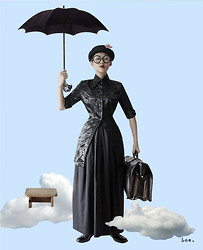 M Loe -  - Mary poppins.
