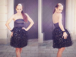 Ksenia Murashka - Murashka Design - Little black dress