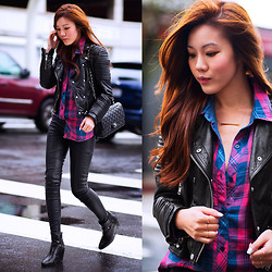 Jenny Tsang - Jacket, Shirt - Walking In The Rain