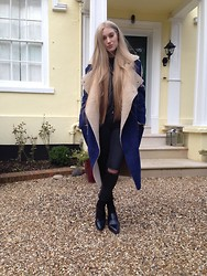 Alxndra Cook - Zara Boots - Relaxed