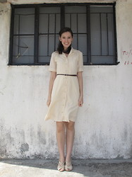 FFtoHK -  - Simple Day Dress