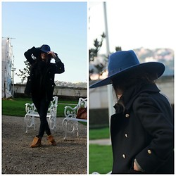 Aysegul G. - Zara Hat, Zara Coat, Zara Boats - It's our day