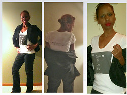 Frederica E. -  - Me + My Statement T-Shirt