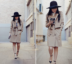 Willabelle Ong - Trench Coat - Trench