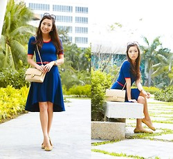 Kryz Uy - Thrift Market Dress - Sass with Class