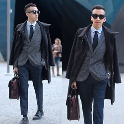 Brandon Tran -  - Sleek and simple
