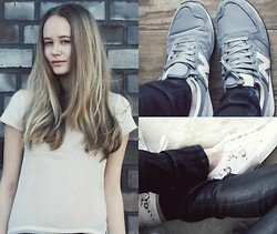 Louisa Philine W - New Balance, Superga, H&M, Zara - Mix Mix