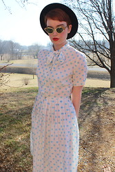 Cassidy Graves - Local Honey Vintage Dress - 3-10-2014