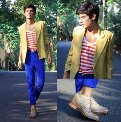Vini Uehara - Nvision Style, Guidomaggi Shoes - Our Time