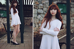 ♡ Mai Stor ♡ -  - Little White Dress
