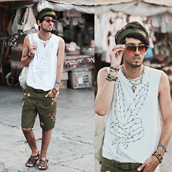 Bobby Raffin - Outfit Links On My Blog - Earth Tones