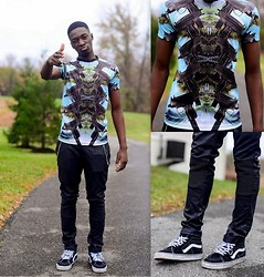 Malik Mbaye - Zomb Clothing Ak47 - People Kill People