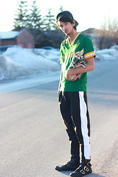 Bobby Raffin - Outfit Links On Blog - St. Patrick's Day